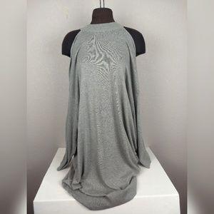 TORRID High Neck Cold Shoulder Knit Dress 4